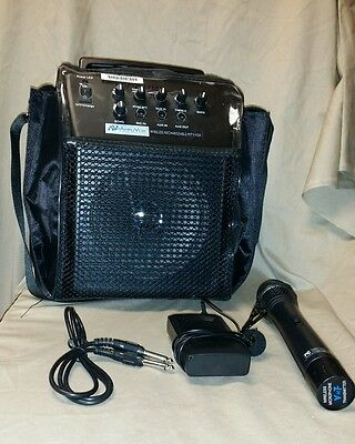 AmpliVox - Mity-Vox Wireless Rechargeable PA SW212