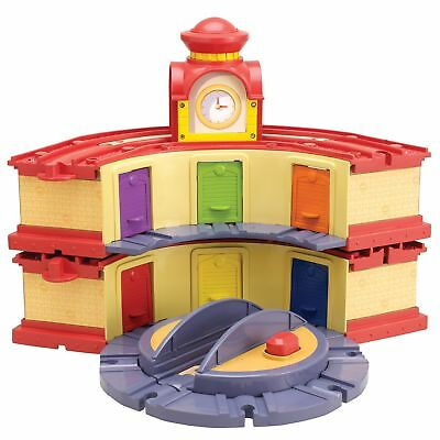 Double-Decker Roundhouse - Chuggington Wooden Railway (LC56803)