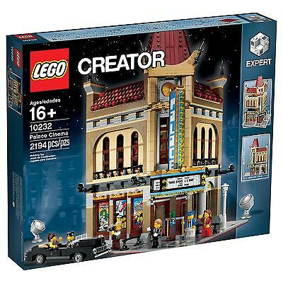 NEW LEGO Creator - Palace Cinema (10232) Kids Childrens Toys Play