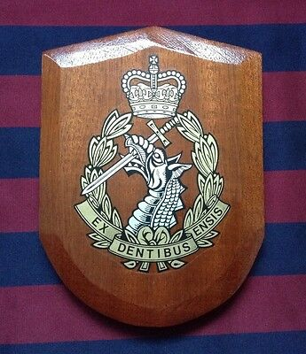 Army Wall Plaque -Royal  Army Dental Corps