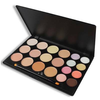 20 Colori Palette Trousse Concealer Make Up Correttori Fondotinta Trucco Makeup