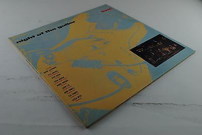 VARIOUS - Night Of The Guitar Live LP! 1°ST ITA Press! Beauty Copy!