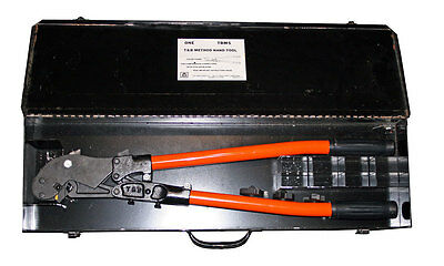 Thomas & Betts TBM5 Compression Crimper with Dies