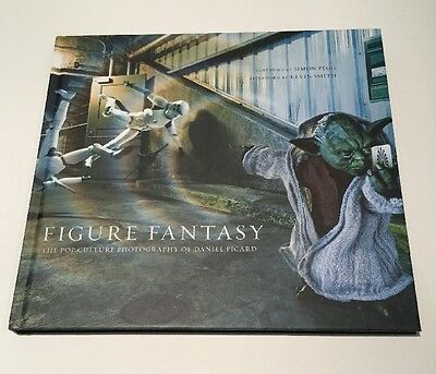 Exclusive Loot Crate Figure Fantasy Pop Culture Photography Hardcover by Picard