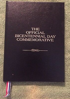 1976 The Official Bicentennial Day Silver Commemorative Proof Medal