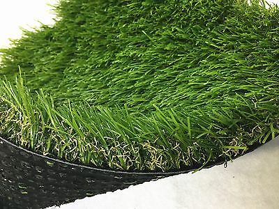 ARTIFICIAL GRASS Aintree 40MM ASTRO TURF GARDEN HIGH QUALITY LAWN REALISTIC