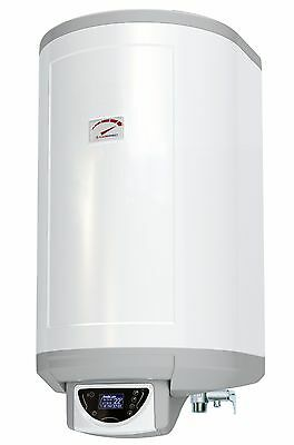 Eldom 50L Electric Water Heater,Electronic Contr.  2 KW Unvented Direct UK LEGAL