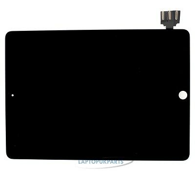 """Apple Ipad Pro 9.7"""" A1673 (EMC 2976) New LCD & Touch Screen Assembly Black UK"""