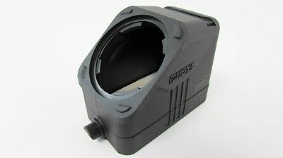 PHOENIX CONTACT HC-EVO-B10-HLFS-PLBK Sleeve Housing Plastic with Bayonet Flange
