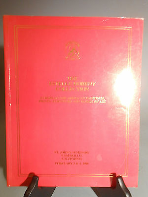 Christie's The Estelle Doheny Collection California February 3-4 1988 Catalog