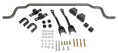 Summit Sway Bar Gray Steel Rear 1 Dia Chevy Pontiac Camaro/Firebird Kit 720203