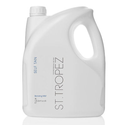 St Tropez Professional Classic Bronzing Mist 4 Litre Spray Tan Tanning Solution