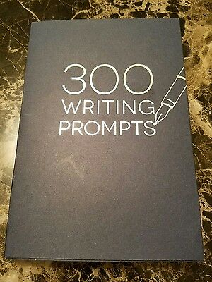 NEW 300 Writing Prompts Book