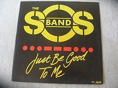 "SOS Band Just be good to me (Vocal Remix, 8:10min./Instr., 1983) [Maxi 12""]"