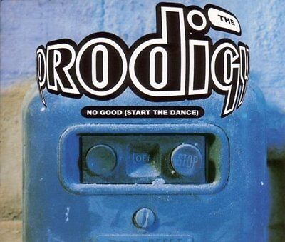 Prodigy No good (start the dance; 1994) [Maxi-CD]