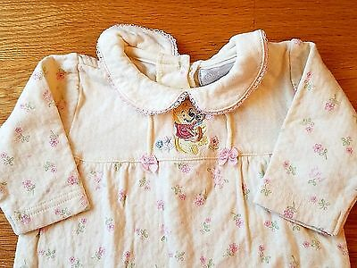 Walt Disney Collection-Winnie The Pooh-Baby Girls-Easter Layette-Size 3 Months