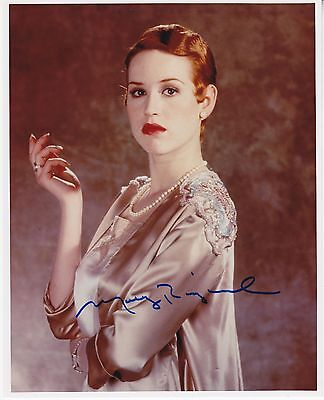 MOLLY RINGWALD hand signed autographed 8x10 photo [ photograph