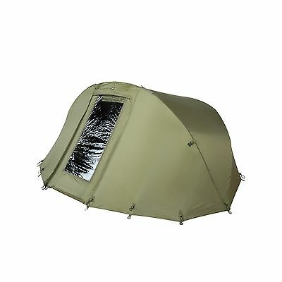 Chub RS-Plus Fishing Shelter / Bivvy Overwrap With T-Pegs and Carry Bag