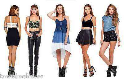100 Motel Rocks Designer Clothing Dress Wholesale Job Lot Bulk Uk Seller New