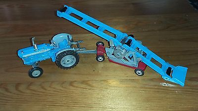 corgi ford 5000 tractor and elevator