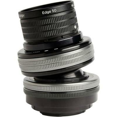 Lensbaby Composer Pro II with Edge 50 Optic for Micro 4/3 Mount #LBCP2E50M