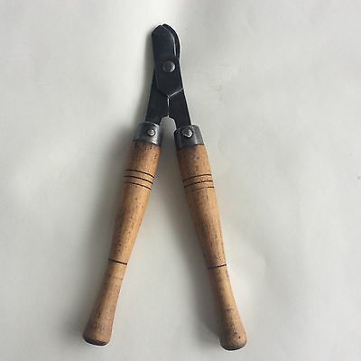 Vintage Garden Shears Hand Hedge Lobers Cutters Pruning Old Tools Sheffield