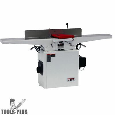 "JET 718200K 8"" Closed Stand Jointer, 2HP, 1PH, 230V New"