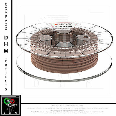 Formfutura MetalFil™ - 1.75mm Classic Copper 750g - CUIVRE imprimante 3D fil
