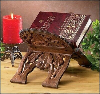 Ornate Bible Stand