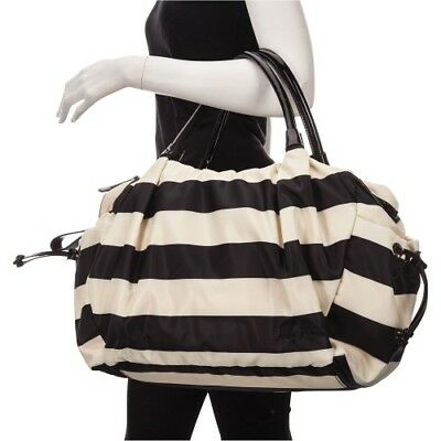 Jolly Jumper Striped Baby Diaper Tote Bag - 383