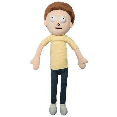 "Rick and Morty Morty 9"" Plush Toy"
