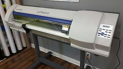Roland SP300V Printer / Cutter 30""