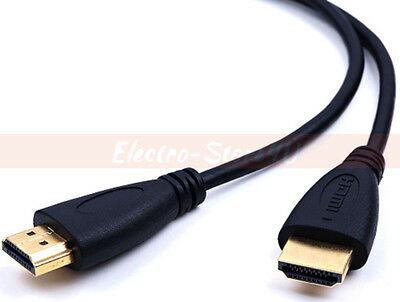 Premium HDMI Cable 1.5 3ft 6ft 10ft 12ft 15ft 20ft 25ft 30ft 35ft 40ft 50ft Lot