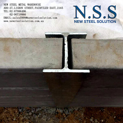 1.5M Retaining Wall Post For 75&80Mm Sleeper-Hot Dipped Galvanised C(Pfc) Post