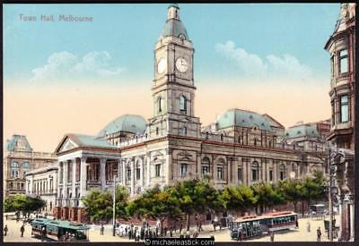 Melbourne: Town Hall