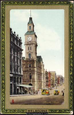 Melbourne: Bourke Street and GPO