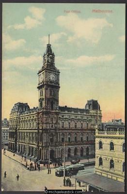 Melbourne: Post Office