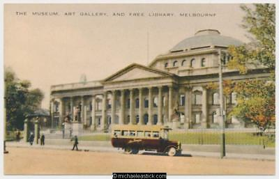 Melbourne: Museum, Art Gallery and Library