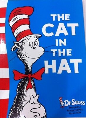 DR SUESS COLLECTION: THE CAT IN THE HAT - Children's Book