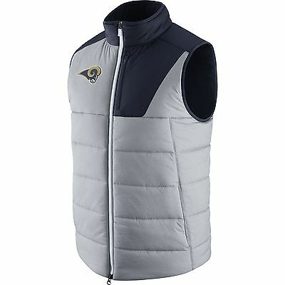 06fd4e126c4b LOS ANGELES RAMS Nike Alpha Fly Performance Vest Large -  120.00 ...
