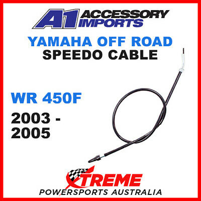 A1 Powerparts Yamaha WR450F WR 450F 2003-2005 Speedo Cable 51-4V5-50