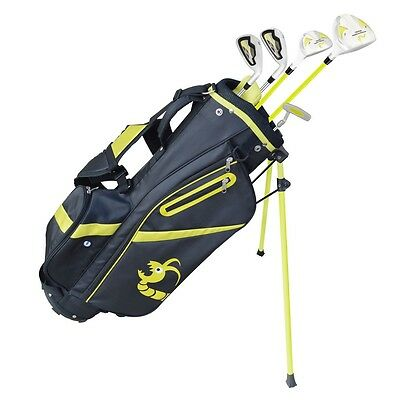 Woodworm Zoom V2 Junior Golf Clubs Set - Ages 9-11 For Boys & Girls -Right Hand