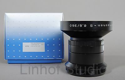 Schneider 360mm f6.8  Componon S Enlarging Lens for Large Format