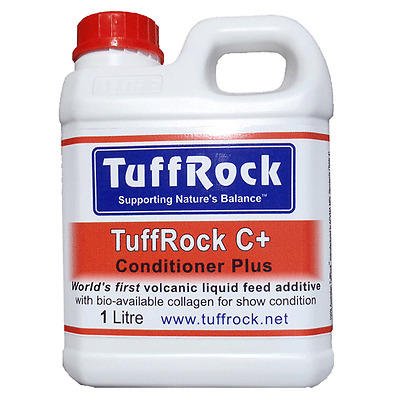Tuffrock Conditioner - liquid feed additive for horses (1L & 4L)