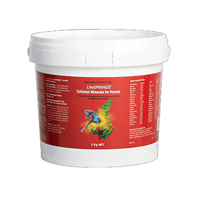 Colloidal Minerals for Horses - source of Fulvic & Humic Acids (12kg + postage)