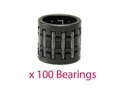 Pack of 100 x Old Style Rotax Max Clutch Drum Needle Roller Bearings