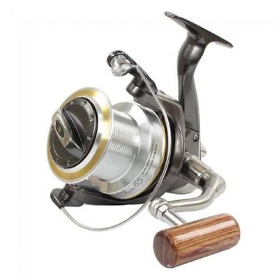 Wychwood Riot 65 & 75 Big Pit Carp/Pike Fishing Reel & Spare Graphite Spool