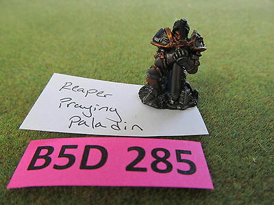 Reaper nicely painted metal Praying Paladin