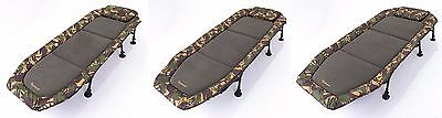Wychwood Tactical Fishing Fladbeds Compact, Wide & Standard Bed Chairs