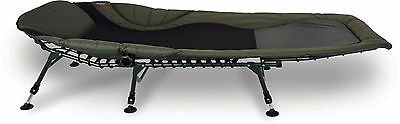Wychwood Solace Comforter Fishing Bed Chair Anti-Sink 3 Leg Adjustable Frame